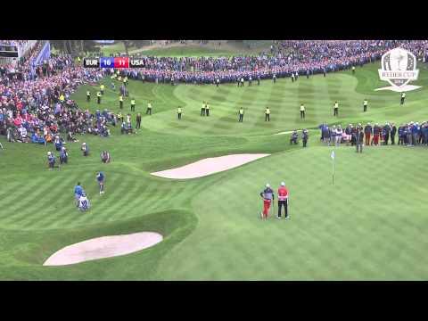 Ryder Cup : le triomphe de l'Europe et de Dubuisson