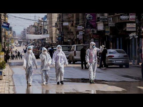 COVID-19: Πρώτα κρούσματα στη Συρία