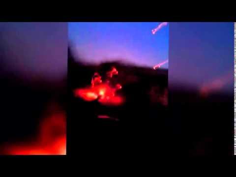 Война видео Украина Донбас  АТО Эксклюзив Пески БМП ВСУ дало бой Ополчению   YouTube