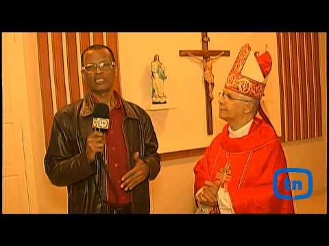 Veja Centenário do Jubileu do Bom Jesus em Manhumirim MG - 2017