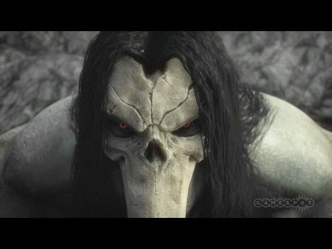cg - Check out how the Horseman Death handles his business in this CG trailer for Darksiders II. Follow Darksiders II at GameSpot.com! http://www.gamespot.com/dar...