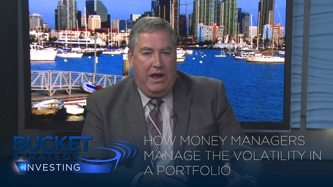 How Money Managers Manage the Volatility in a Portfolio