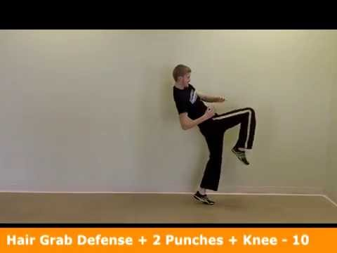 The Krav Maga Workout – 25 Minute Core + Combat Cardio (Warm Up & Cool Down)