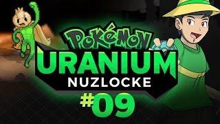 Pokemon Uranium Nuzlocke Let's Play w/ aDrive EP09: A SUPERHERO!? by aDrive