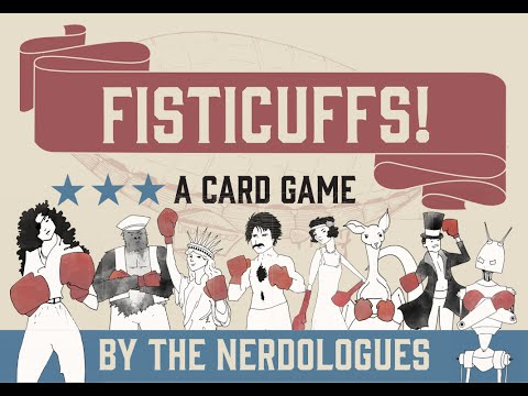 """Intro to """"Fisticuffs!"""" - an Instructional Video"""
