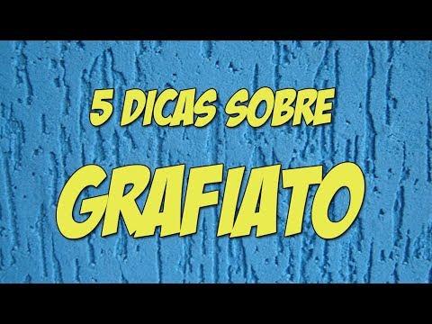 5 Dicas sobre Grafiato