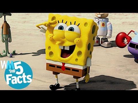 Top 5 Surprising SpongeBob SquarePants Facts!