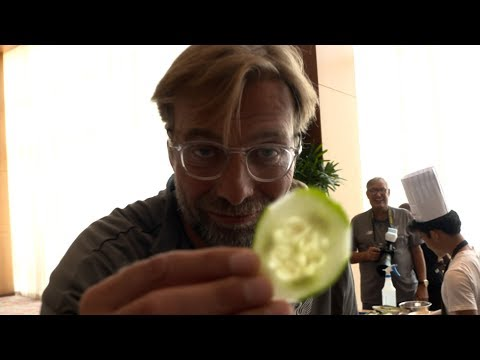 Klopp Calls Out LeBron James, Messi And Eats Salmon | Jürgen In Fine Form