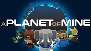 """A Planet of Mine is an engaging game combining exploration, mining, and strategy. Fully adapted for mobile devices, each game is unique thanks to an innovative """"stellar system generator"""" that distributes resources, recruitable species, spawnable biomes, and buildable planets until a complete playground is yours to command.Diverse species offer different advantages for planet development, challenge completion, and constructing civilizations in the game's """"Build"""" mode*.Some systems feature AI-controlled, faction-building opponents. Will you trade with these factions or fight them for control of the entire system? The choice is yours.*A Planet of Mine is a freemium game. The core game is free with no ads, but additional species, challenges, and game modes can be purchased in special packs.Questions, bugs, tips?Reach our forums: http://www.tuesdayquest.com/forumAndroid: https://play.google.com/store/apps/details?id=com.tuesdayquest.myplanet&hl=es"""