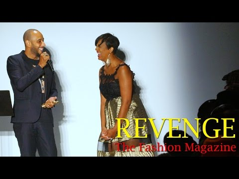 Awards Ceremony @ Harlem's Fashion Row (Sept. 2016)
