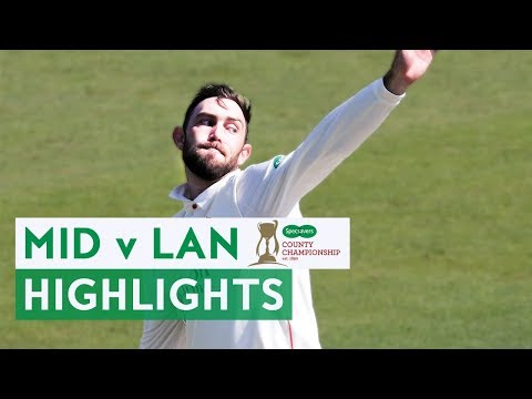 Glenn Maxwell Stars as Lancs Win at Lord's | Middlesex vs Lancs | Specsavers County Championship