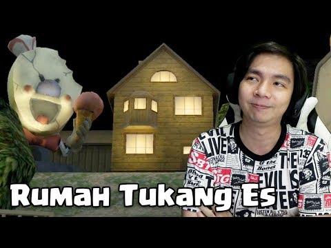 Main Kerumah Tukang Es Krim - Ice Scream Horror Neighborhood Indonesia