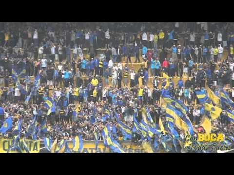 Video - Rojo botón - La 12 - Boca Juniors - Argentina
