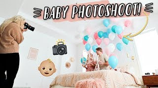 BABY ANNOUNCEMENT PICS + WE GOT THE GENDER ENVELOPE! by Aspyn + Parker