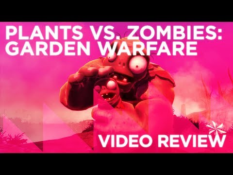 video review - Arthur Gies reviews Plants vs. Zombies: Garden Warfare.
