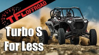 7. New 2019 Polaris RZR XP Turbo S Velocity Costs Less...But How Much?