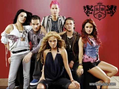 Tekst piosenki RBD - Salvame po polsku