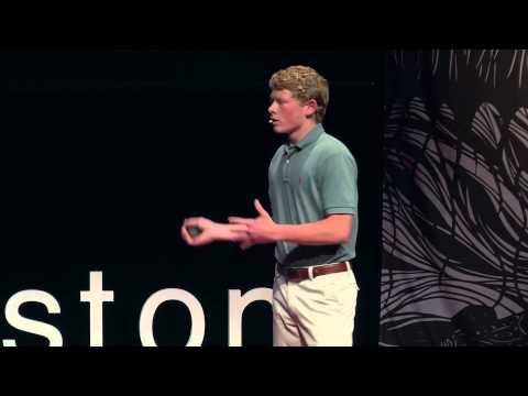 Your roof and the environment -- why green is the new black: Hunter Legerton at TEDxCharleston