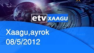 Xaagu,ayrok 08/5/2012