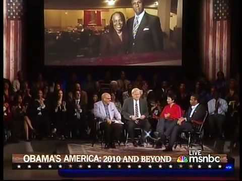 MSNBC clip with comedians David Alan Grier, Dean Obeidallah and Will Durst about race in America