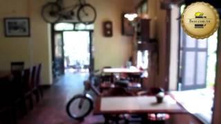 Quán Cafe Xe Cổ - Quán Cafe độc đáo