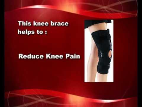 Donjoy OA Lite Knee Brace - Osteoarthritis Knee Support