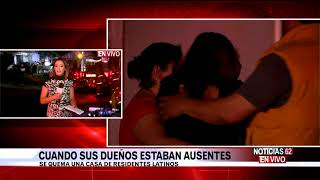 Fuego en el Sur de Los Ángeles-Noticias 62 - Thumbnail