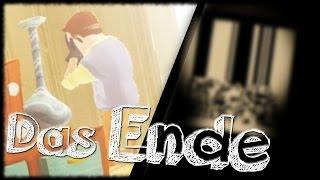 DAS ENDE + SECRET ENDE!  - Hello Neighbour Alpha 3 Update - Deutsch - German