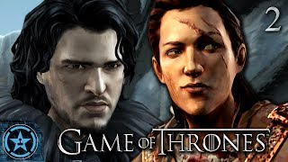 Day 2 of our Game of Thrones Let's Watch series has Michael & Gavin making their way to Castle Black to swear an oath to the Night's Watch.Episode 3 is available NOW ► http://bit.ly/GoTweek3Join FIRST for exclusive AH content: http://bit.ly/297NU2T  Get yer AH merch: http://bit.ly/2dyyJUnRooster Teeth Store: http://bit.ly/29dfk7NAchievement Hunter: http://achievementhunter.comRooster Teeth: http://roosterteeth.comRTX: http://rtxevent.comBusiness Inquiries: http://bit.ly/1DZ77uySubscribe to the Achievement Hunter Channel: http://bit.ly/AHYTChannelSubscribe to the Let's Play Channel: http://bit.ly/1BuRgl1Subscribe to the Funhaus Channel: http://bit.ly/1GiGly1Subscribe to the Cow Chop Channel: http://bit.ly/2cYnFP6Subscribe to the ScrewAttack Channel: http://bit.ly/2dmfBLcSubscribe to the Kinda Funny Channel: http://bit.ly/2cNKergSubscribe to The Creatures' Channel: http://bit.ly/2d9BqrQSubscribe to the Game Attack Channel: http://bit.ly/2dukAnSSubscribe to the Rooster Teeth Channel: http://bit.ly/13y3GumSubscribe to the Slow Mo Guys Channel: http://bit.ly/OqINYxSubscribe to the Red vs. Blue Channel: http://bit.ly/RvBChannelSubscribe to The Know's Channel: http://bit.ly/1zhUav4Watch RWBY: http://bit.ly/1rCOzuhWatch Red vs. Blue: http://bit.ly/1qJ9ik6Watch RT Animated Adventures: http://bit.ly/1ottZdfWatch Camp Camp: http://bit.ly/24WvlSNWatch RT Life: http://bit.ly/1qLMxZBWatch RT Shorts: http://bit.ly/190OLL7 Watch Immersion: http://bit.ly/27bRPDqWatch Lazer Team: http://bit.ly/Roosterteeth