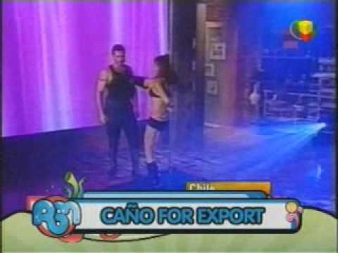 Catherine Fulop - Baile del cao