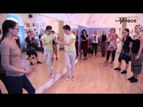 Аргентинское танго от Лукаса Фернандеса. Мастер класс онлайн.
