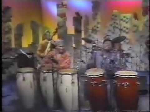 Miguel Angá & Tata Guines on Mi Salsa
