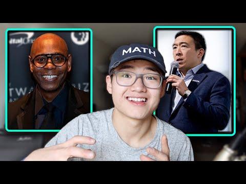 Andrew Yang's Post Debate Numbers! (Dave Chappelle)