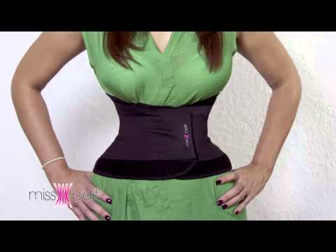 Miss Belt Waist Trainer - Instant Hourglass Shape