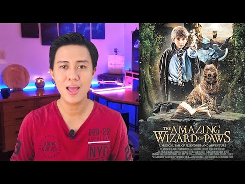 The Amazing Wizard Of Paws អាថកំបាំងសៀវភៅវេទមន្ត Movie Review
