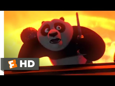 Kung Fu Panda 2 (2011) - Cannonball Factory Scene (7/10) | Movieclips