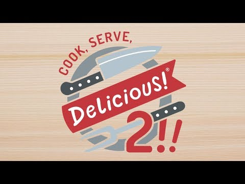 "Cook, Serve, Delicious! 2 (PC, PS4) ""The Best Cook!"""