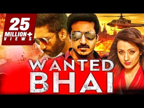 Wanted Bhai (2018) South Indian Movies Dubbed In Hindi Full Movie | Gopichand, Trisha Krishnan