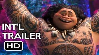Moana Official International Trailer #3 (2016) Disney Animated Movie HD by Zero Media