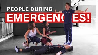 Video People During Emergencies MP3, 3GP, MP4, WEBM, AVI, FLV Juni 2019