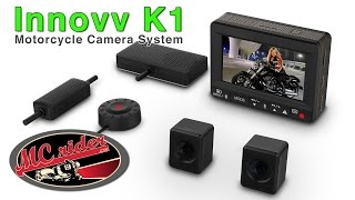 INNOVV K1 Motorcycle Recording System Review