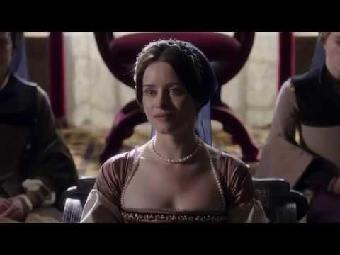 Claire Foy - Anne Boleyn - Tower of Death - Wolf Hall EP6