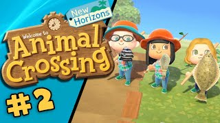 ANIMAL CROSSING: NEW HORIZONS | Diggy Diggy Hole #2