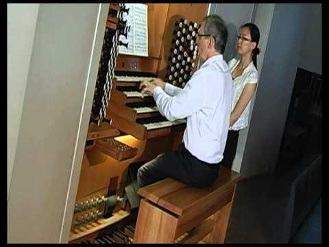C.-M. Widor: Symphonie op. 42/7, a-Moll, 2. Satz: Choral - Andante