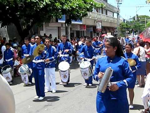 Banda Grande de Guanacaste, Desfile 15 de Set.2009,Liberia,Gte.C.R.