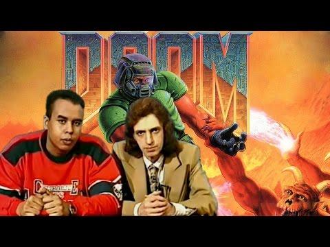 «От Винта!» Выпуск №2 - Doom (эфир 27.05.1995)