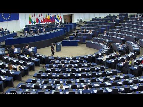 Straßburg: Klima-Debatte im EU-Parlament am 17.09.19