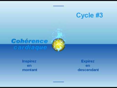0 Exercice Coherence Cardiaque   tellement simple mais terriblement efficace contre le stress !