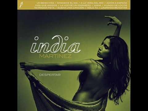 Tekst piosenki India Martínez - Solo tú po polsku