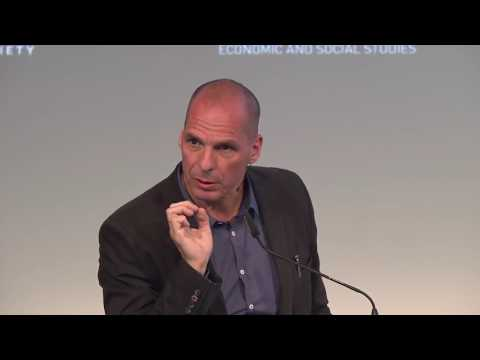 Varoufakis reveals our society's looming doomsday